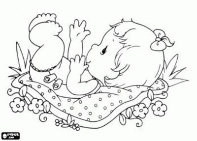 Precious Moments Christmas Coloring Pages Precious Moments baby