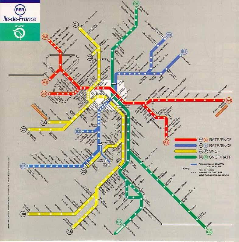 Paris Metro Map English Gallery paris subway map paris metro mapa ...