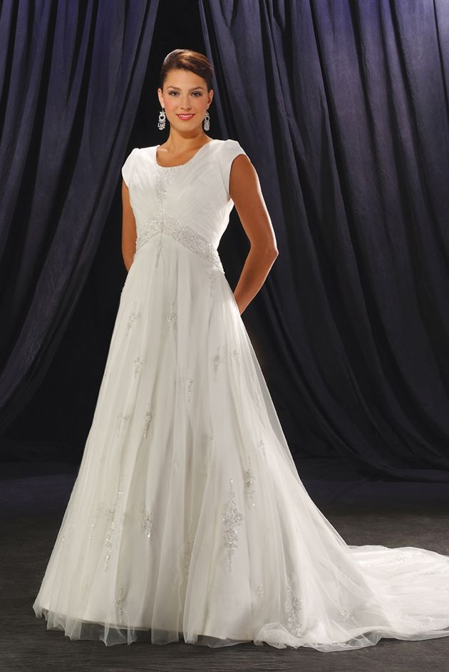 Images Of Empire Waist Wedding Gowns Exequsite A Line Scoop