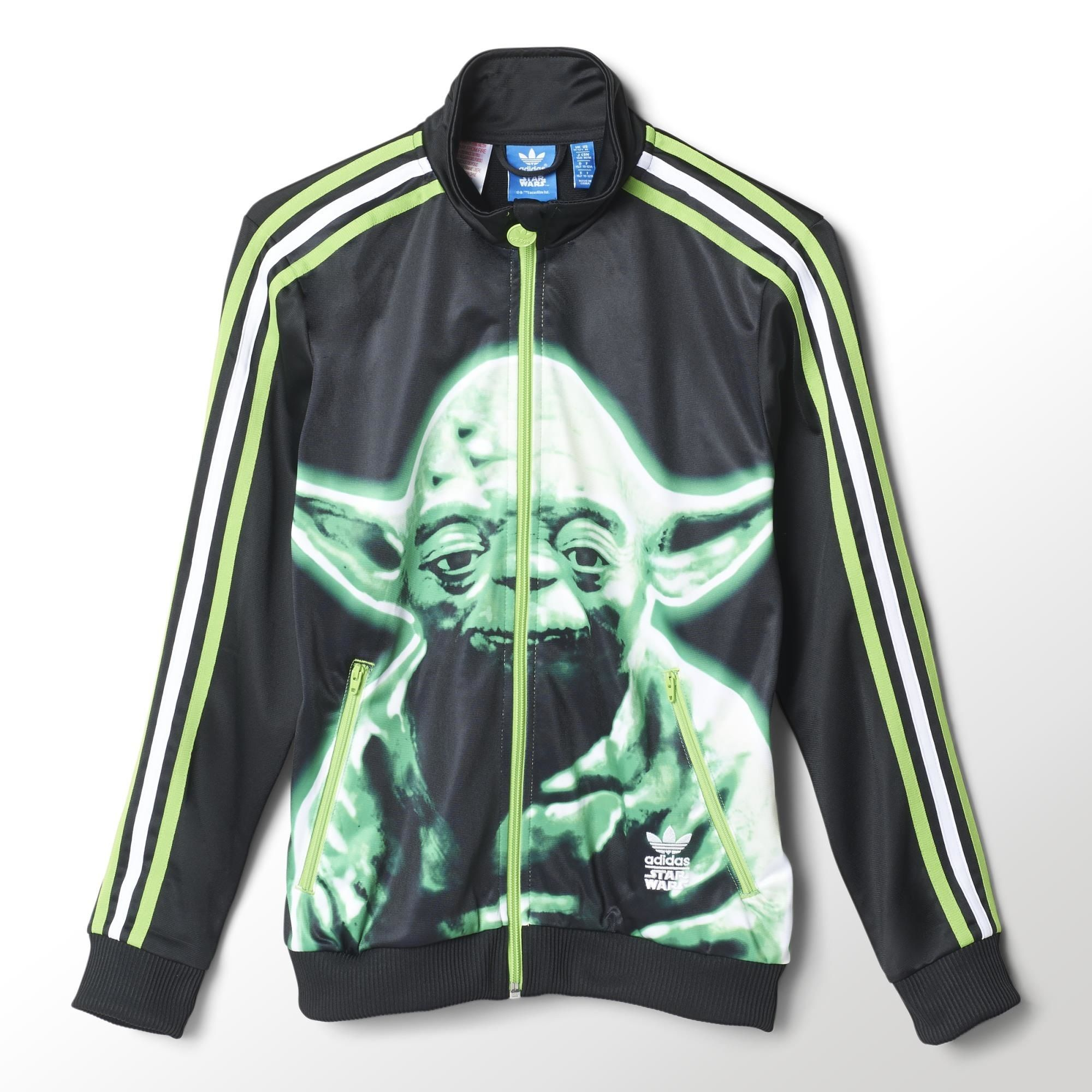Yoda is your guide as you cruise the streets in this junior