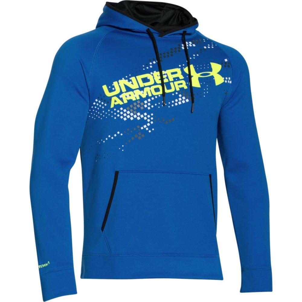 Mic's Body Shop Angebote Under Armour Herren Hoodie Storm Armour® Fleece  Graphic - ultra blau
