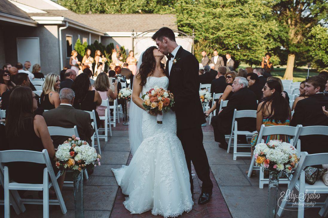 Ovias Bide Mermaid Wedding Dress Lace And Polka Dot