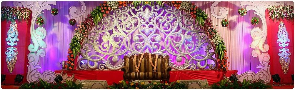 event planners - Wedding Decorators