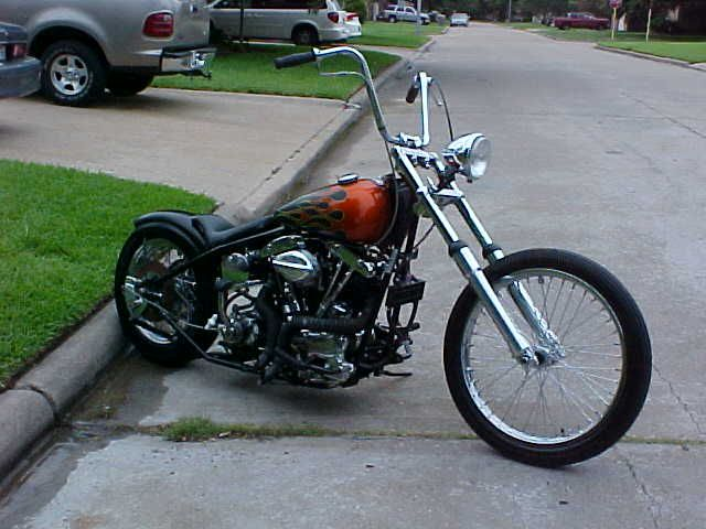 Front Ends: fatboy vs wideglide - Harley Davidson Forums