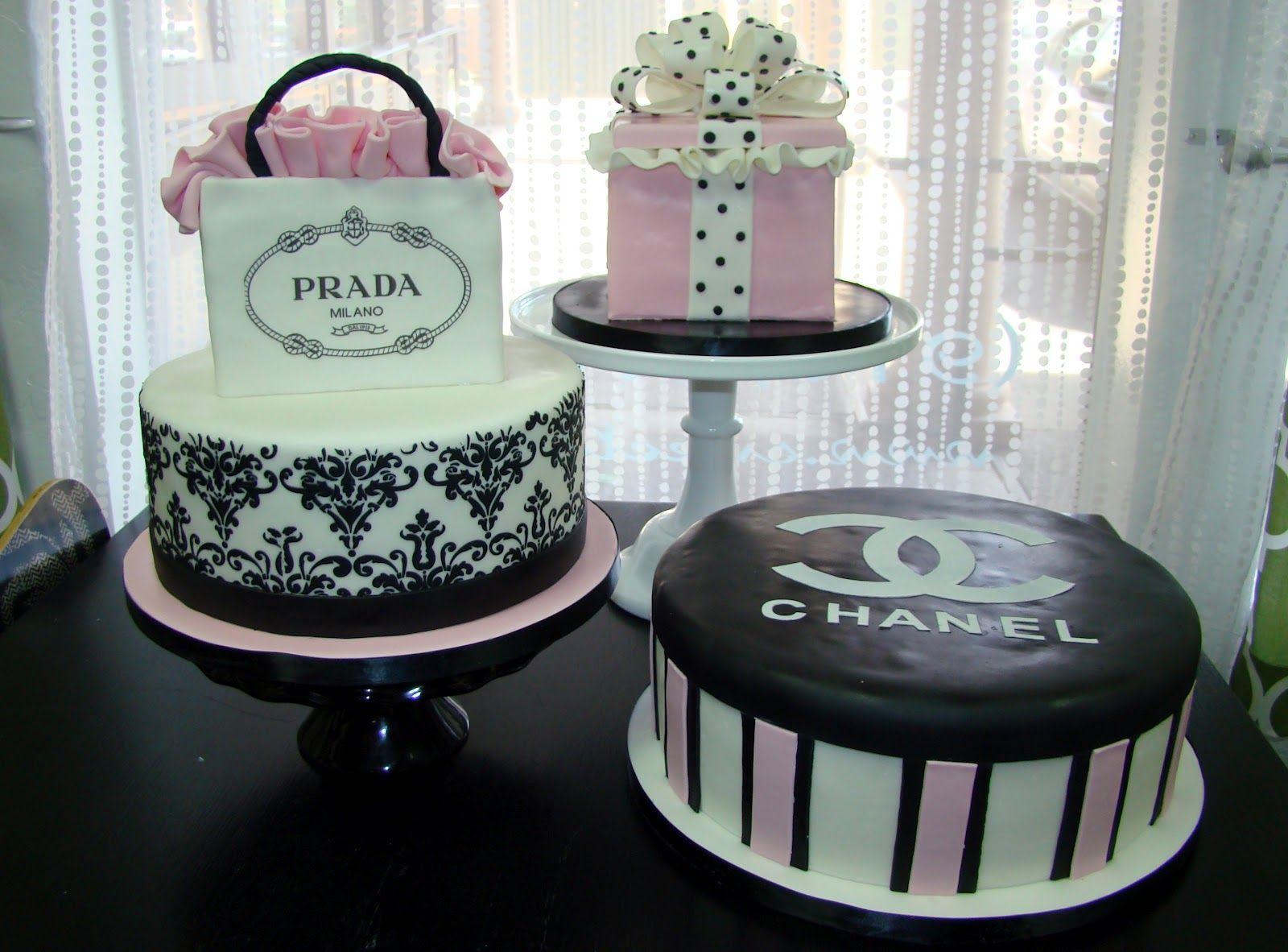 049268a96efe Prada cake | Cakes in 2019 | Fashionista cake, Chanel cake, Cake