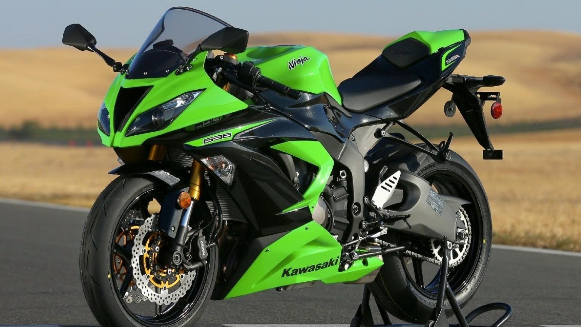 Kawasaki_Ninja_ZX_6R_636_2019 Motosikletler