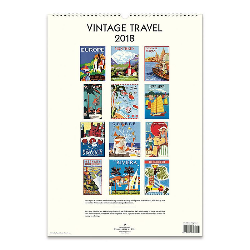 sku 10001321 alternative view Travel wall, Vintage