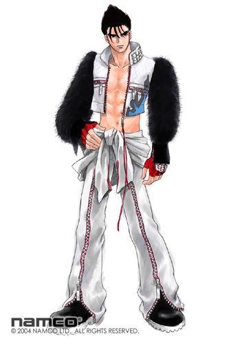 Jin Tekken 5 Additional Costume Jin Kazama Character Modeling Bandai Namco Entertainment