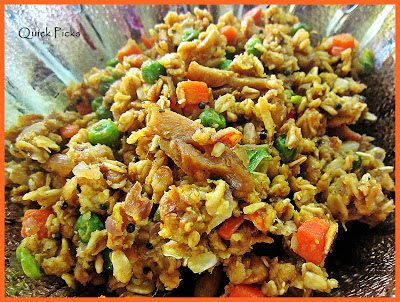 quick picks - my cooki-e blog: Chinese Style Oats and Chicken Delight