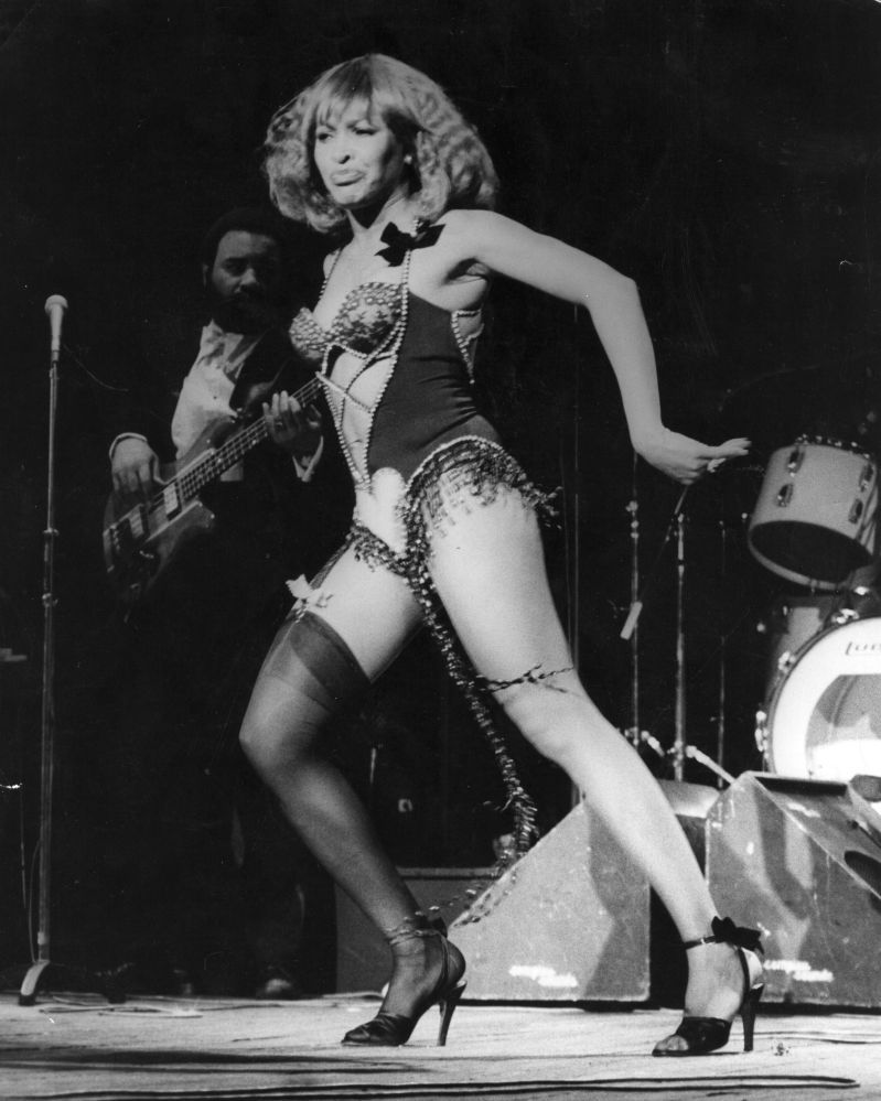 Tina Turner Nude