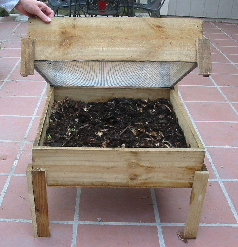10 Great Worm Composting Bin Ideas And Tutorials Garden