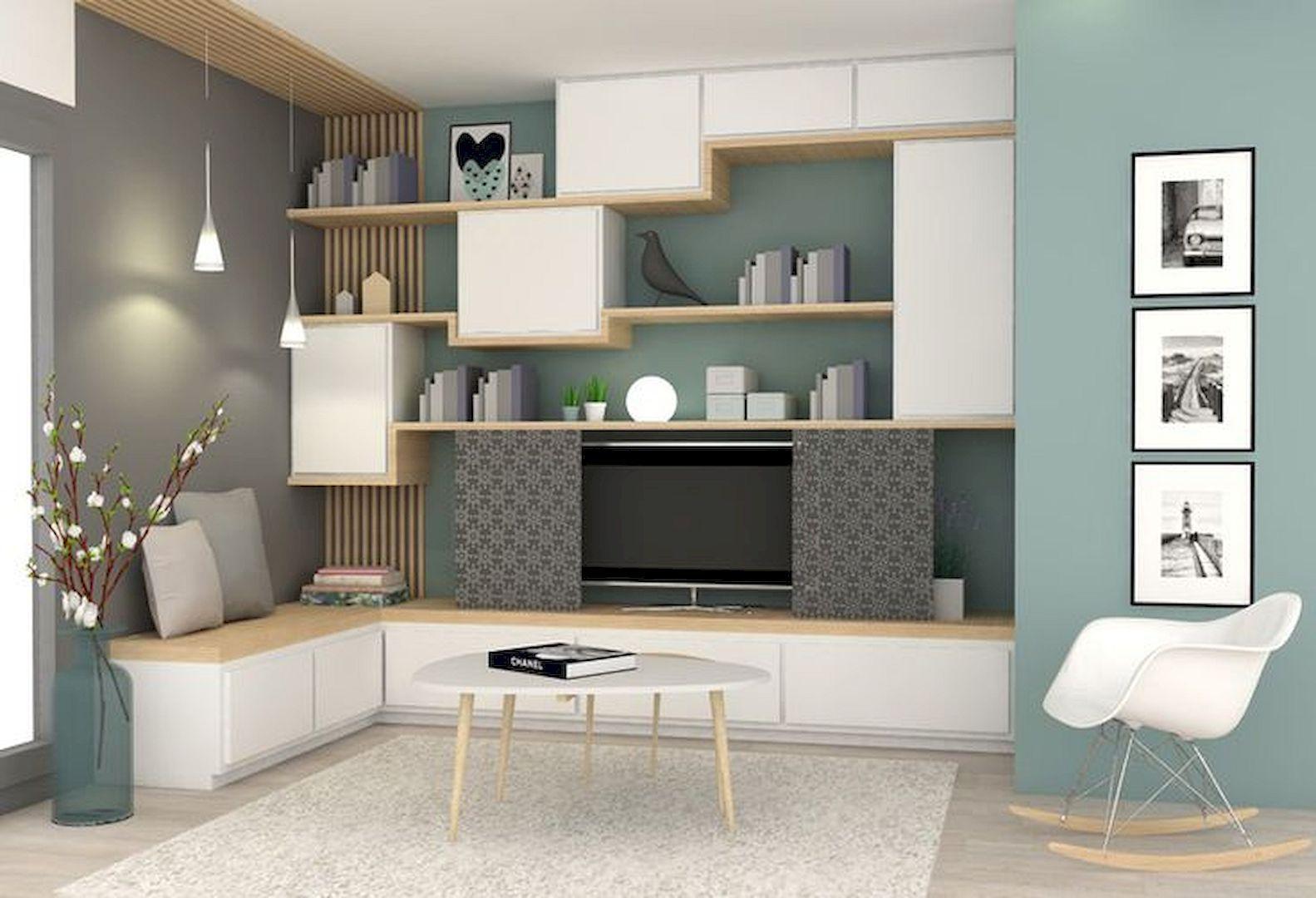 Best Interior Design Inspirations 2017 155 Photos Interiors  # Meuble Tv Rocco