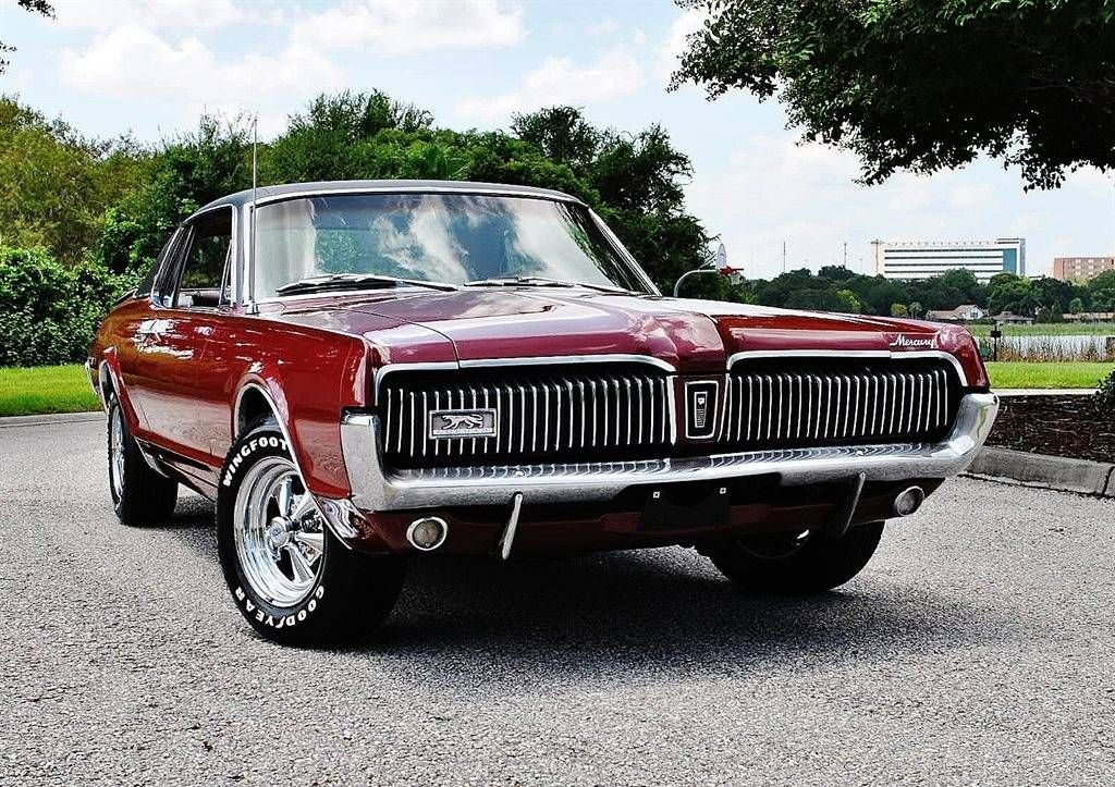 1967 Mercury Cougar | Old Rides 6 | Pinterest | 70s cars and Cars