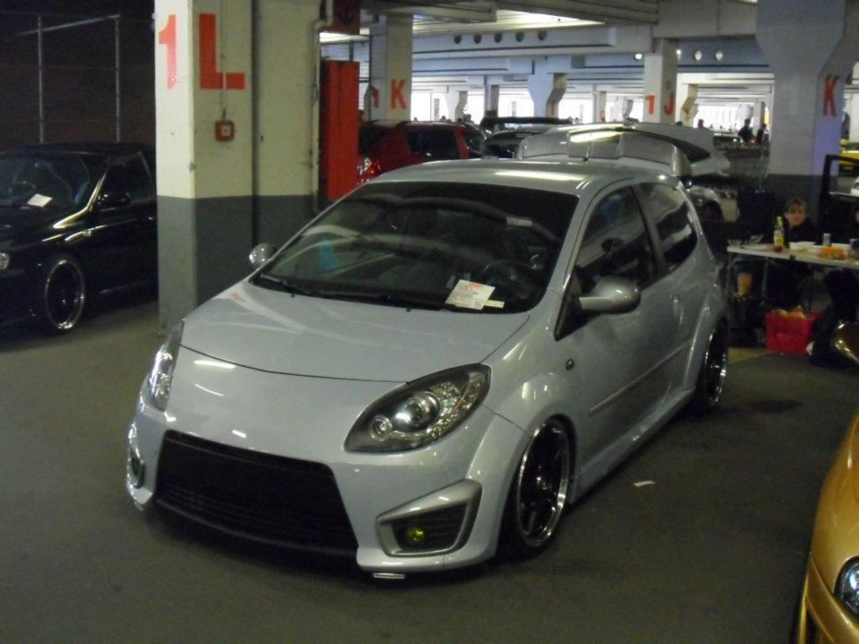 Renault Twingo Rs 133 Beautifully Modified And Low Stance