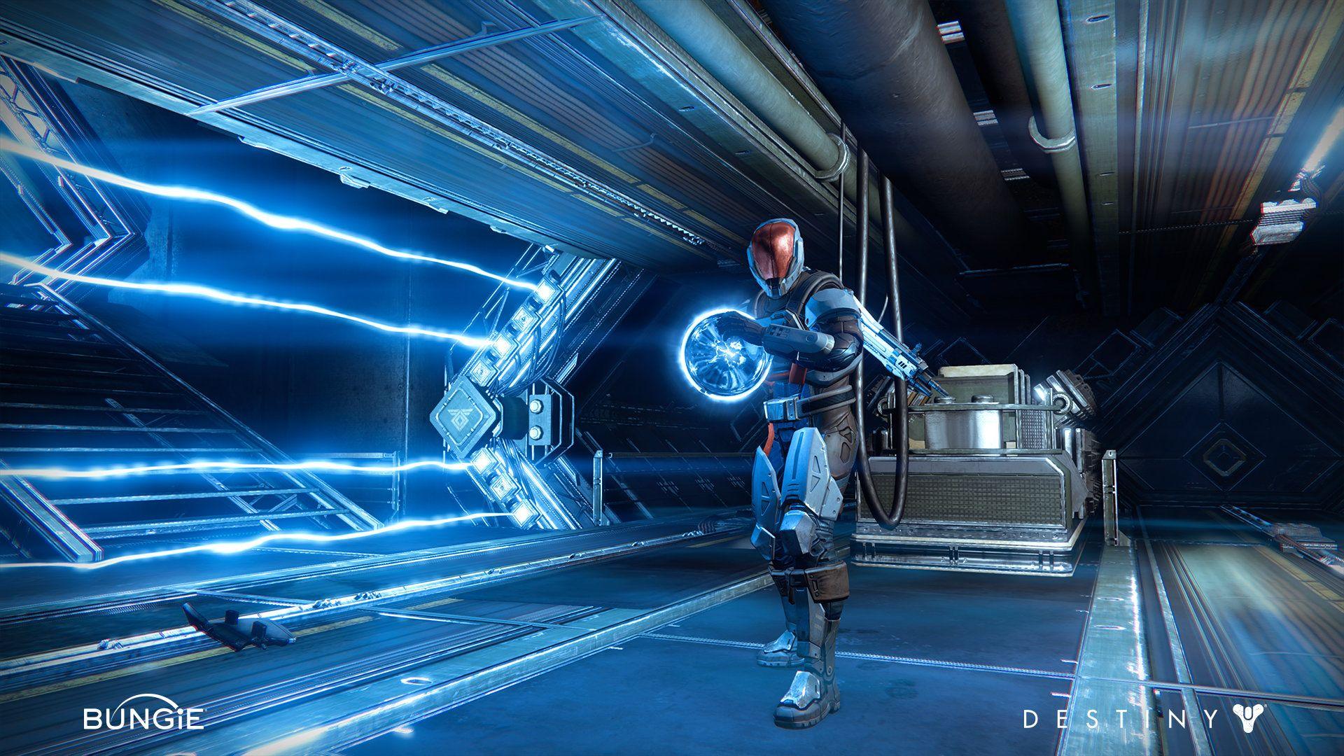 ArtStation - Destiny TTK: Carry Ball, Mike Stavrides