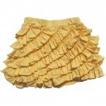 Lemon Loves Lime Impala Ruffle Skort Last one left!  Size 2Yr $50