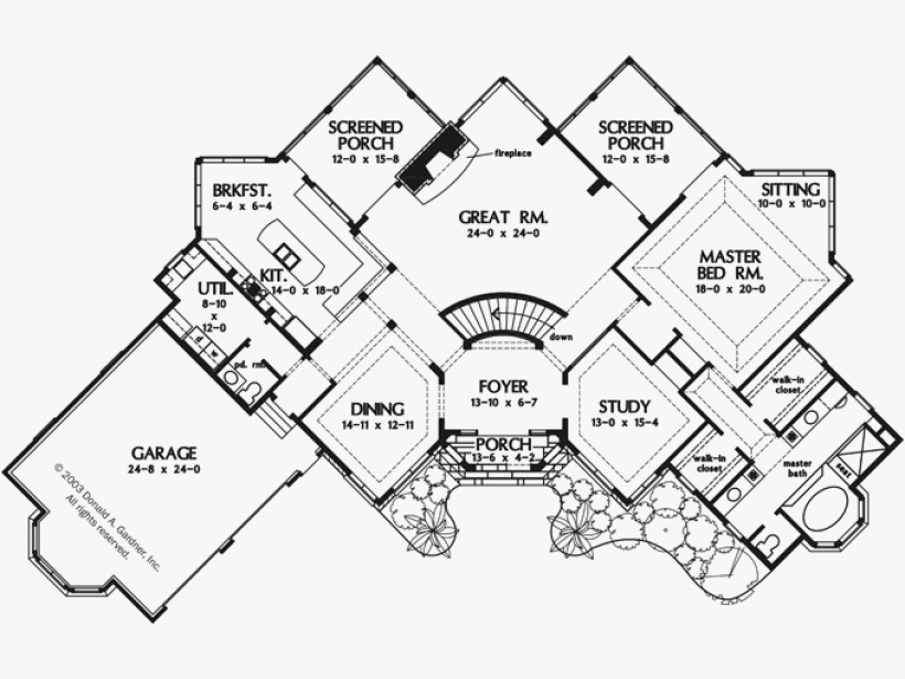 One Story Angled House Plans Fresh Eplans European House Plan