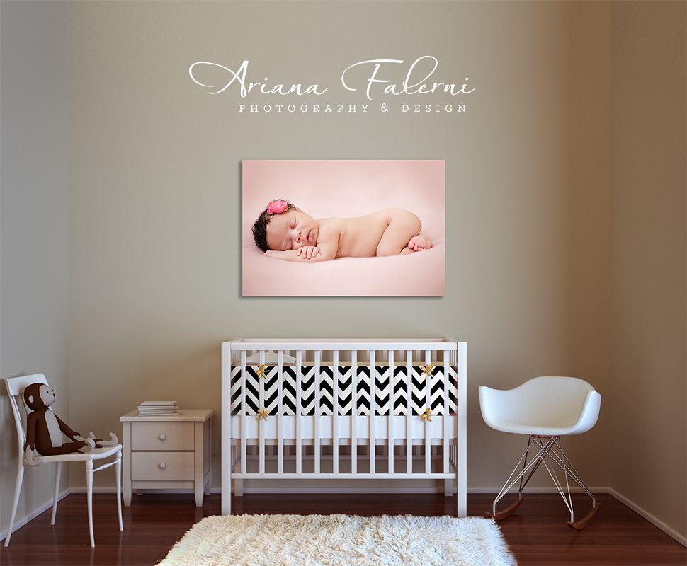 30x40 Canvas Baby Room Wall Baby Room Room