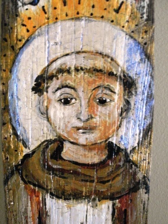 Original San Pasqual Patron Of Cooks And Kitchens By