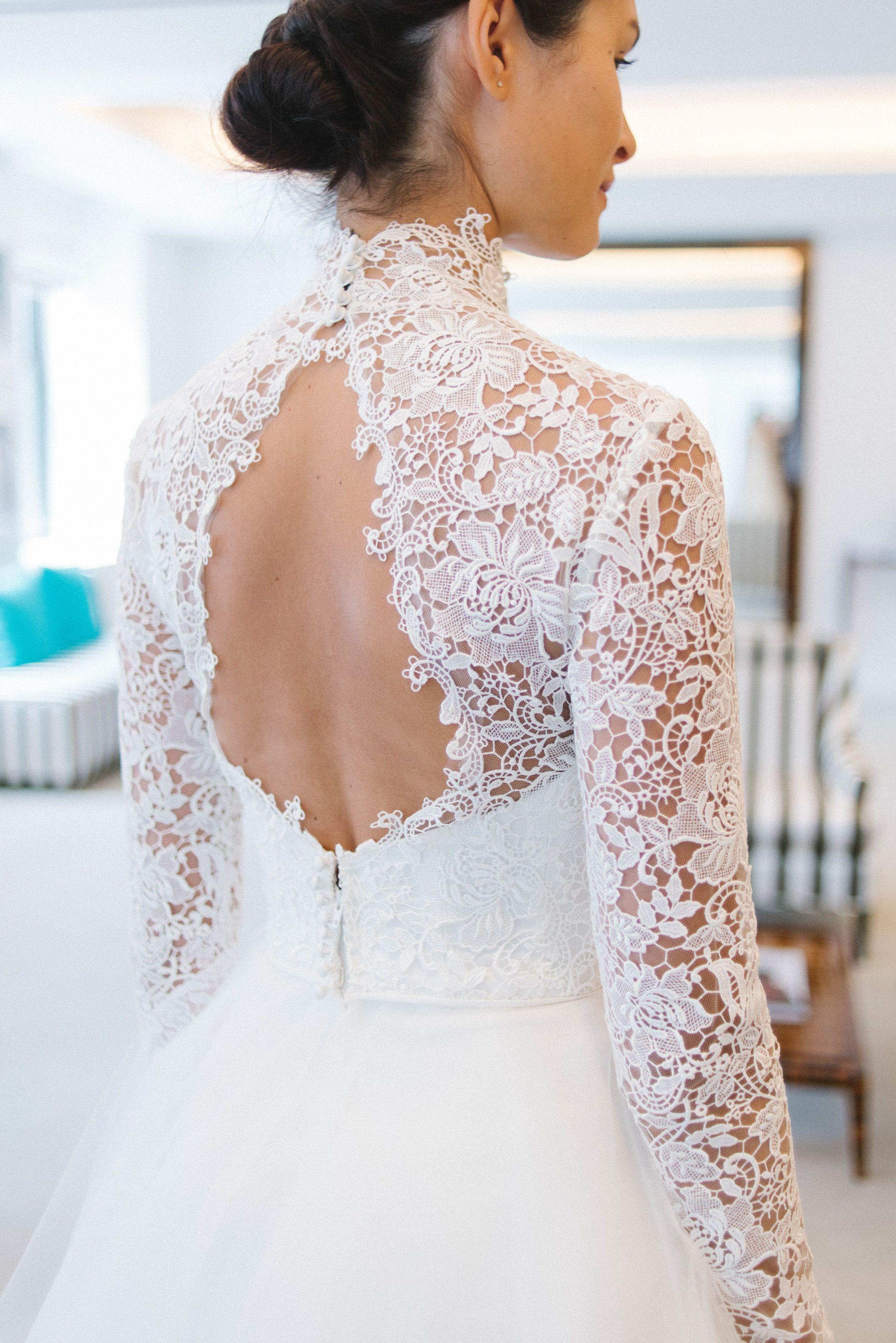 Carolina Herrera Spring 2020 Collection Preview #bridalshops