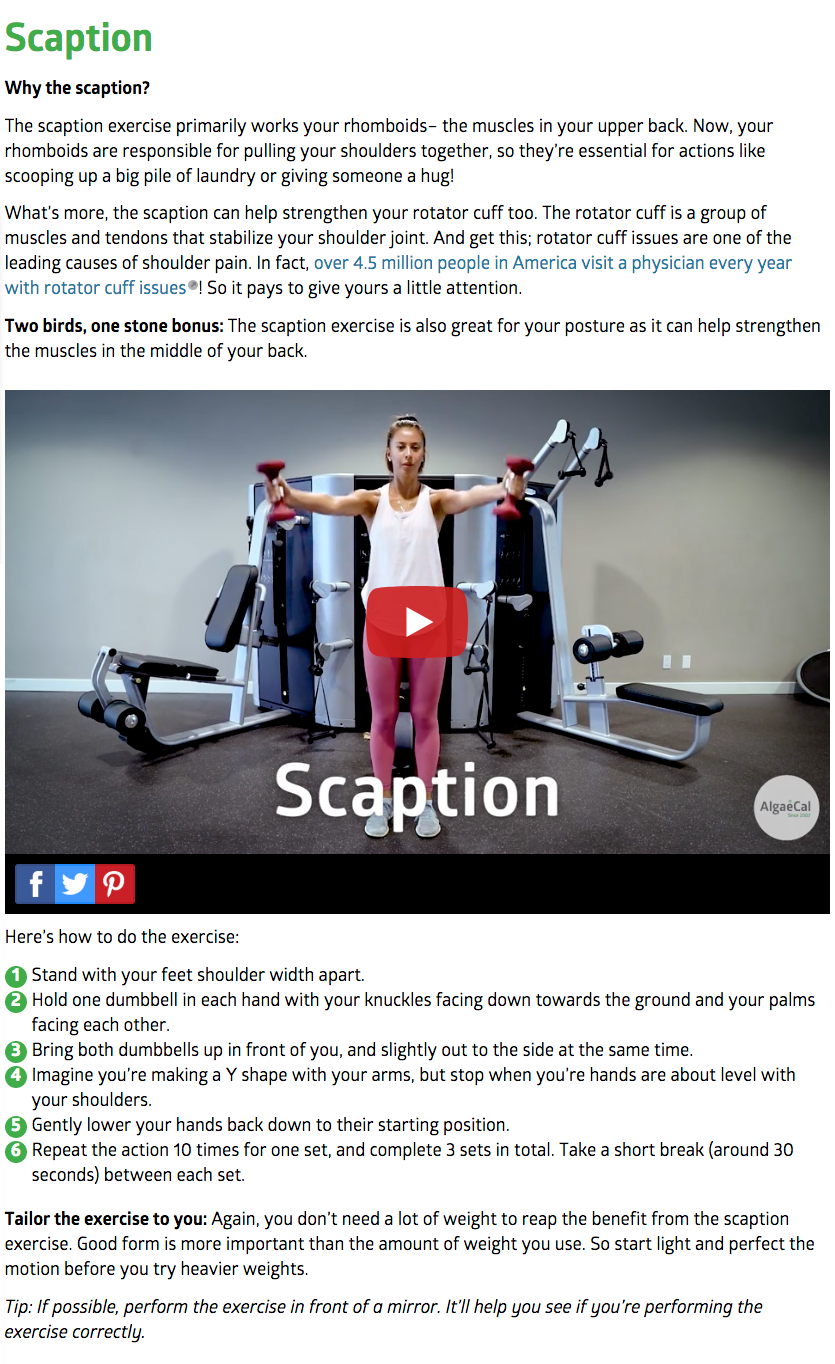 28+ Best gym exercises for osteoporosis information