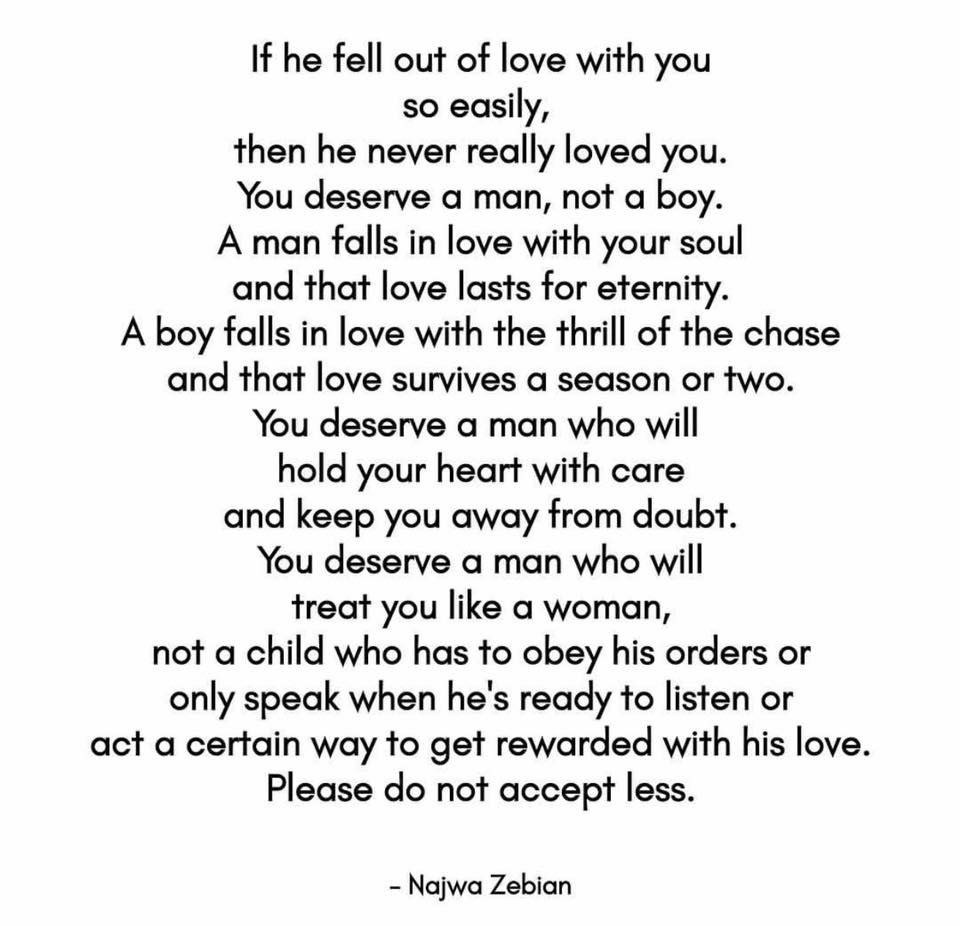 If He Fell Out Of Love With You So Easily Then He Never Really Loved You Words To Live By Quotes Falling Out Of Love Quotes Really Love You