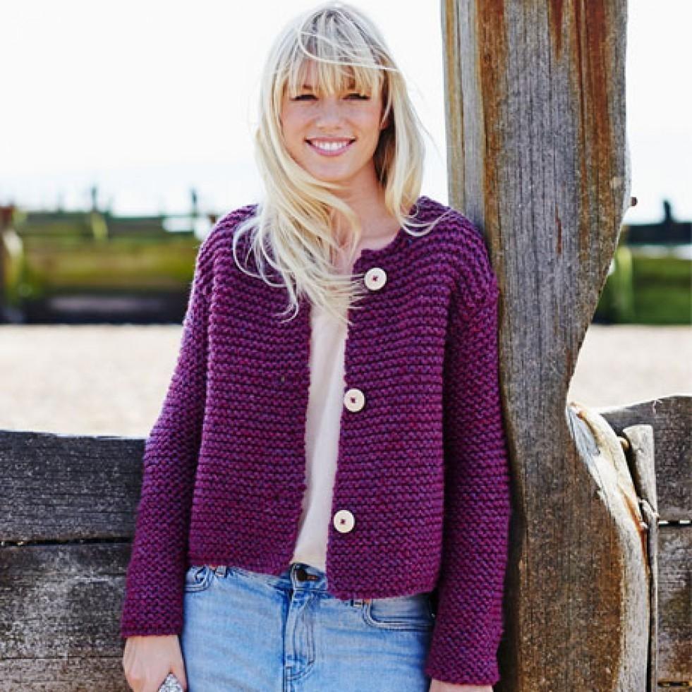 Stylecraft Ladies Jackets Life Super Chunky Knitting ...