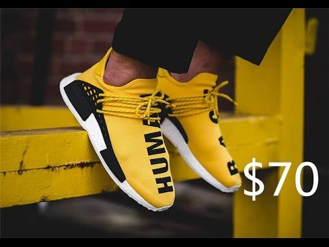 Newest Update: Adidas NMD Human Race +