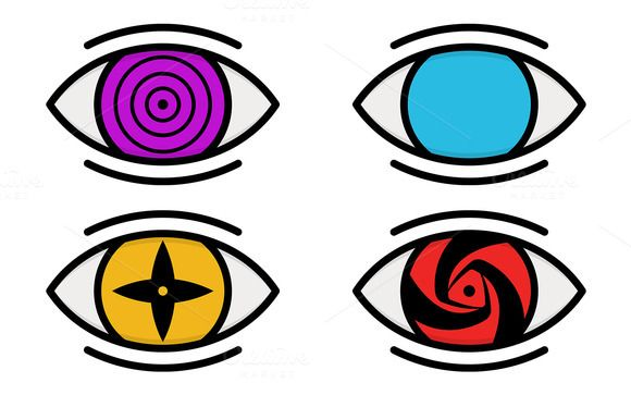 Eye Icons by Iconika on @creativework247