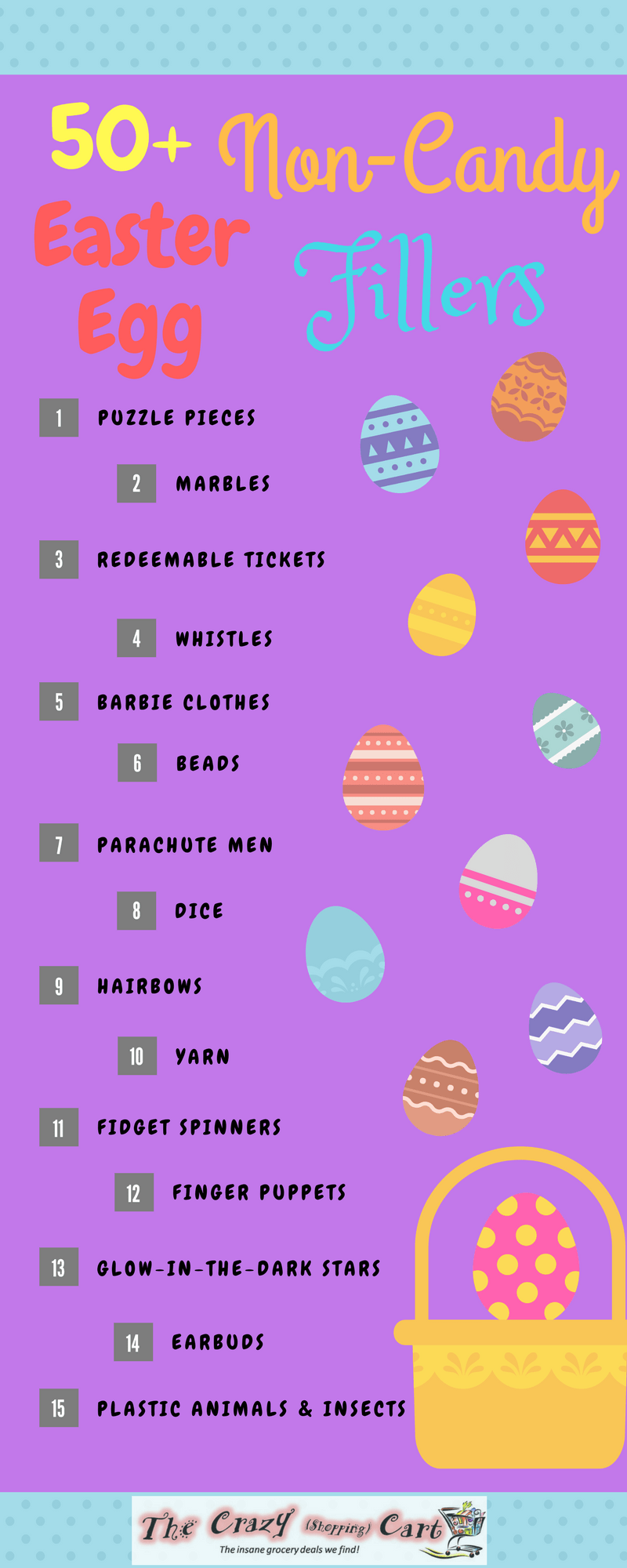 How to have the best easter egg hunt negle