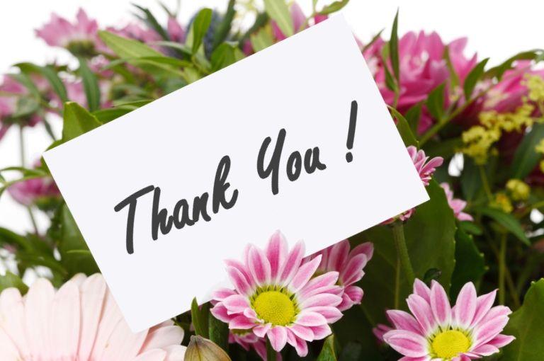 красивые картинки с благодарностью на английском