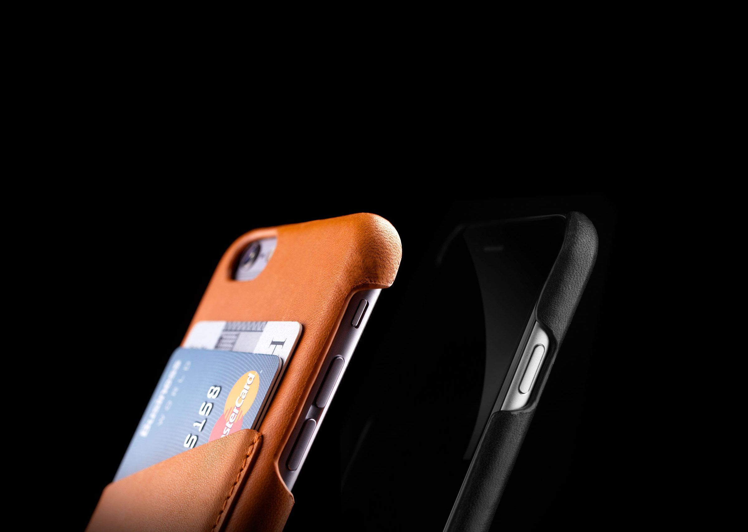 Mujjo - Dutch Craftsmanship - Leather iPhone 6 Wallet cases, iPad Sleeves, Macbook Sleeves and Touchscreen Gloves