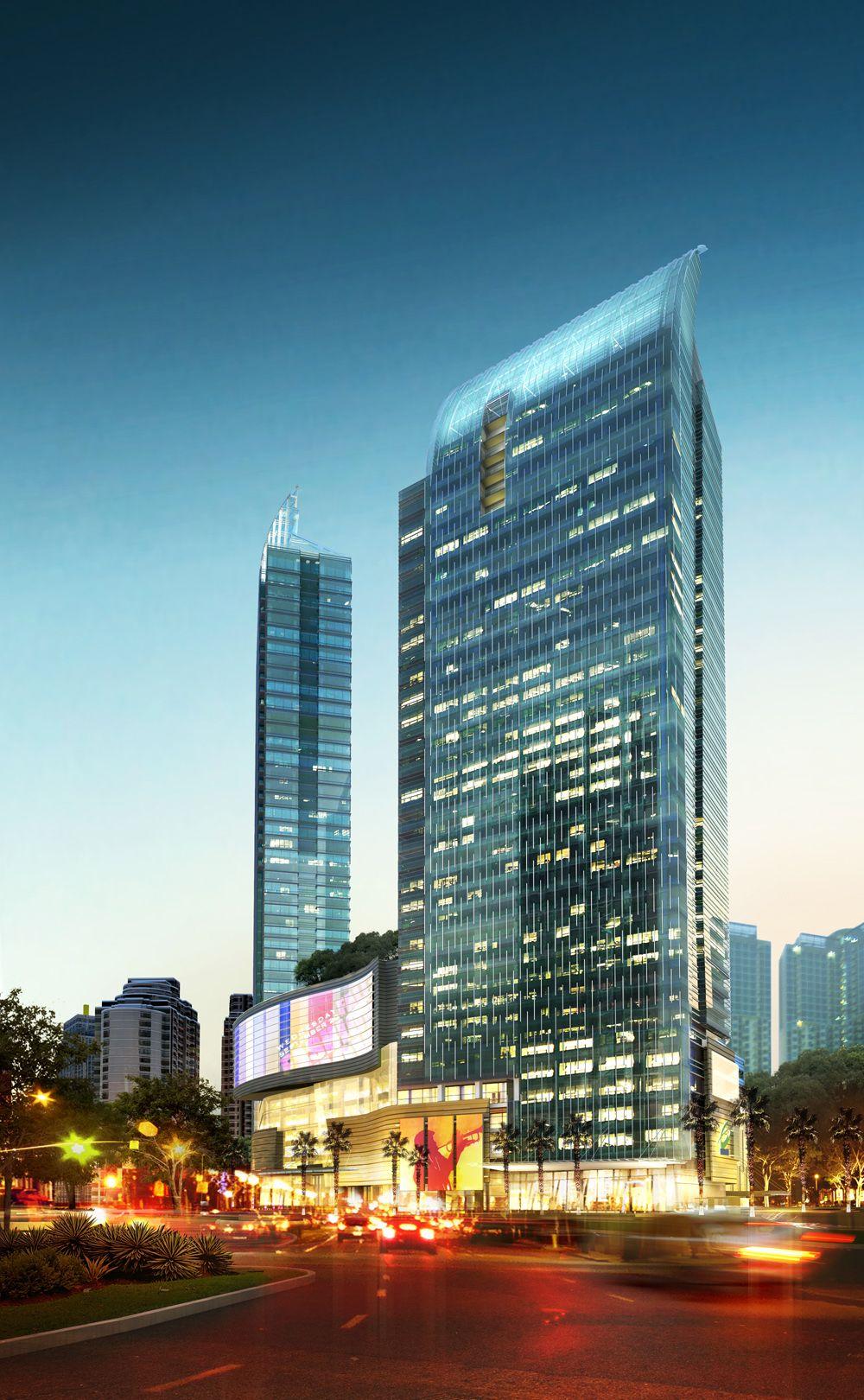 Lotte Shopping Avenue Ciputra World Kuningan 1 (With