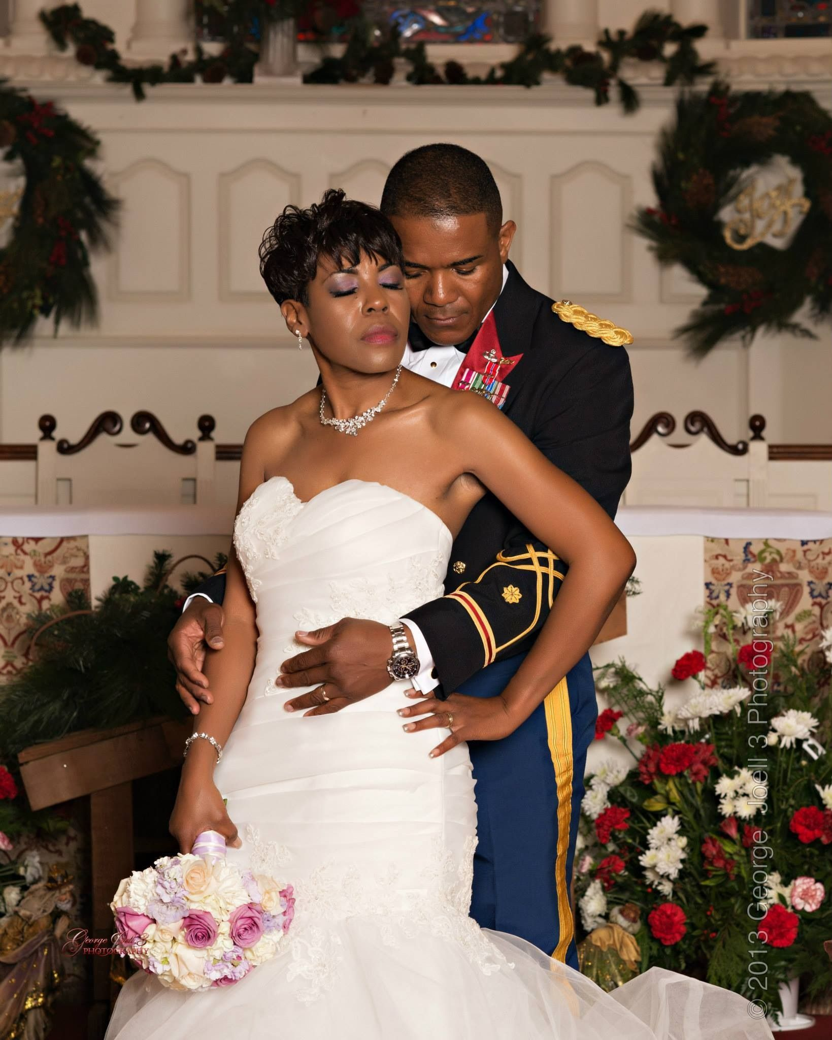 Dresses For Vow Renewal Ceremony: December 28, 2013 Vow Renewal Ceremony. My Husband And I