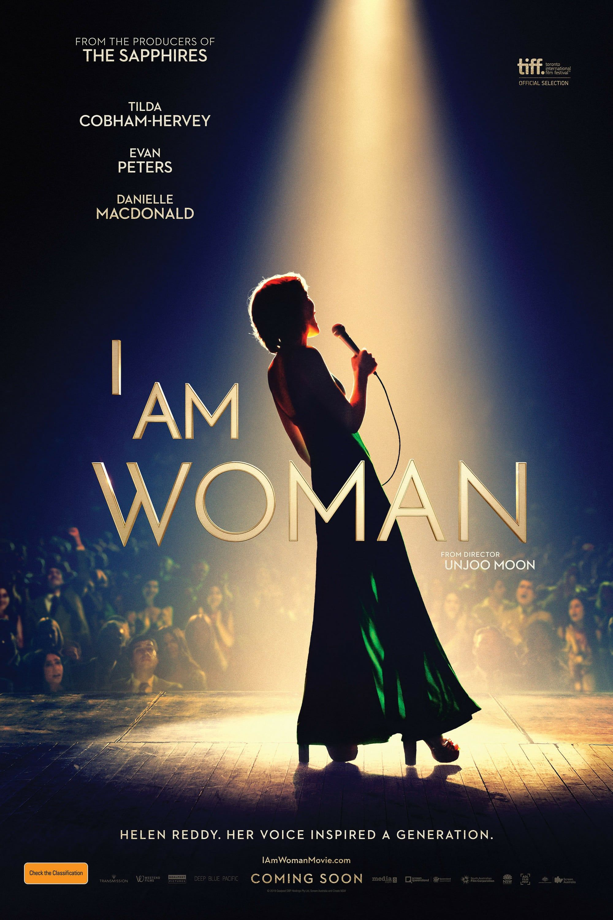I Am Woman 2019 Full HD MOVIE in OFFICIAL