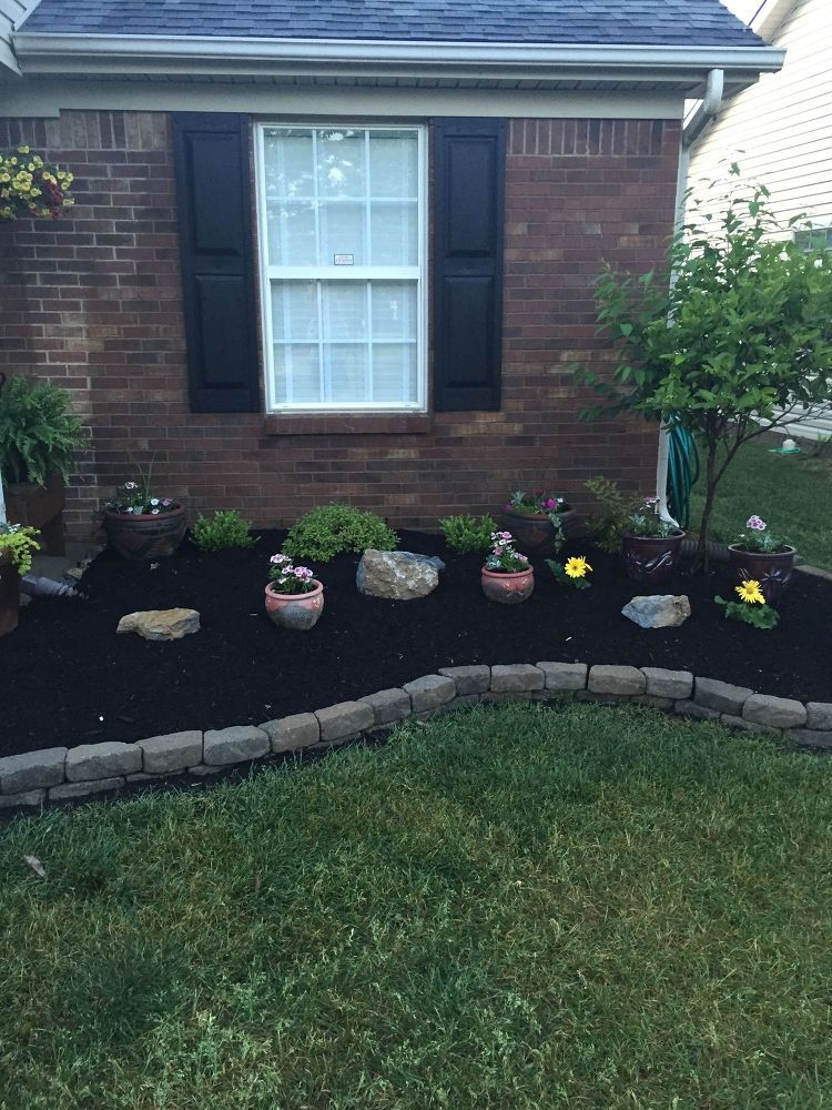How To Boost Your Curb Appeal On A Budget Front Yard Landscaping Front Yards Curb Appeal Backyard Landscaping