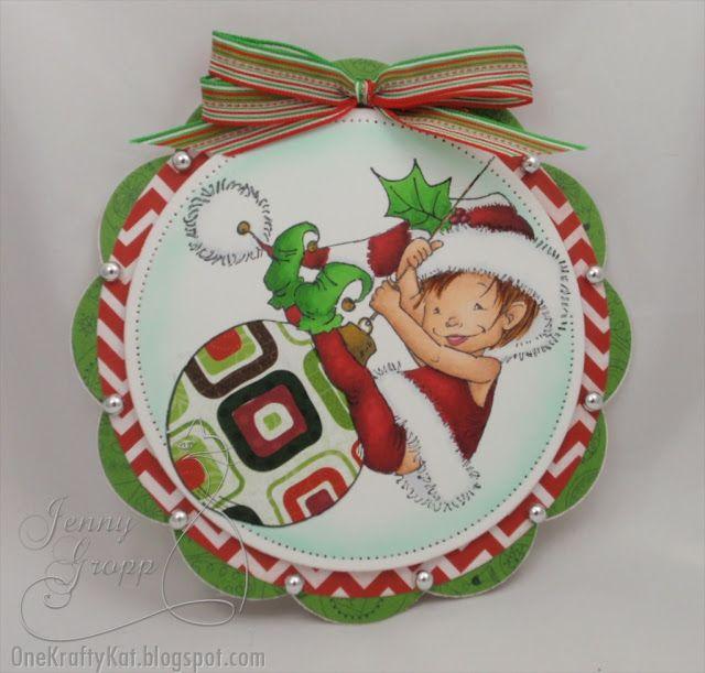 One Krafty Kat: Christmas