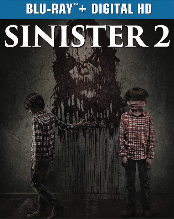 1a90394f Sinister 2 Blu-ray / DVD Release Date Details   Blu-ray/DVD Cover ...