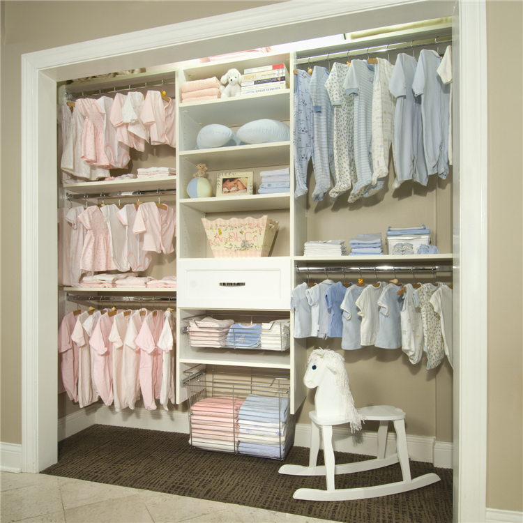 Baby Closet Simple Collection Nifty Layout Especially If I Have Twins At