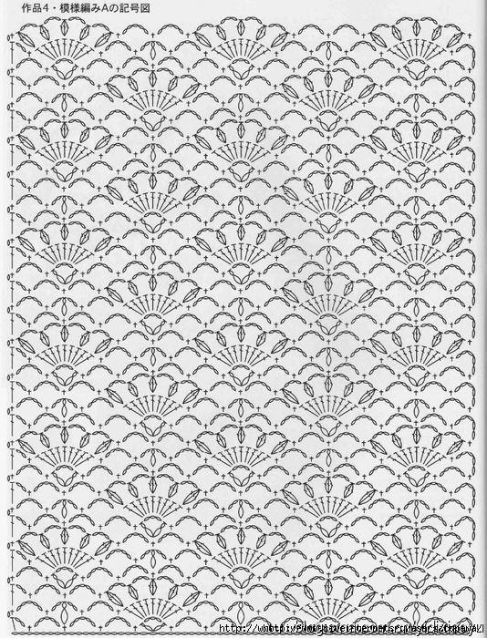 Pin de наталья en вязание | Pinterest | Puntadas, Ganchillo y Puntos ...
