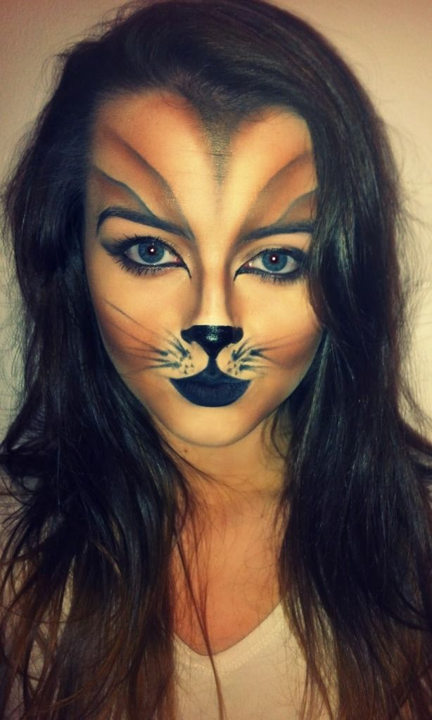25 Best Lion Halloween Makeup Ideas Halloween makeup, Makeup and - face makeup ideas for halloween
