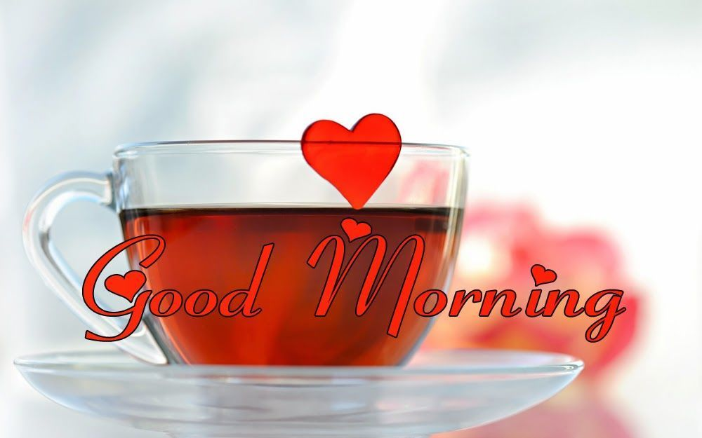 Good Morning Cup Of Tea Images