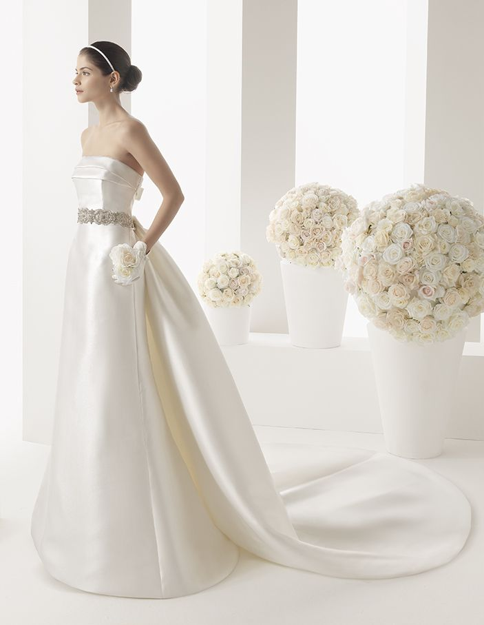 Two by Rosa Clara Wedding Dresses 2014 Collection Part II | Rosa ...