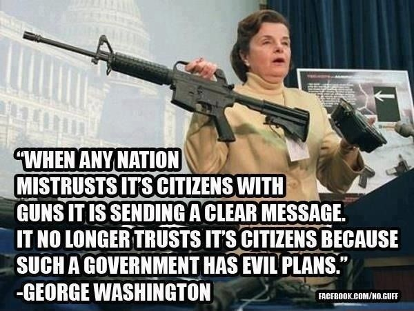 Gun Control Quotes Custom George Washington Gun Control Quote  The World We Live In Today