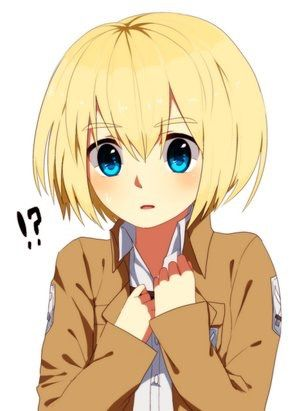 Armin Arlert Cute Attack On Titan Armin Anime