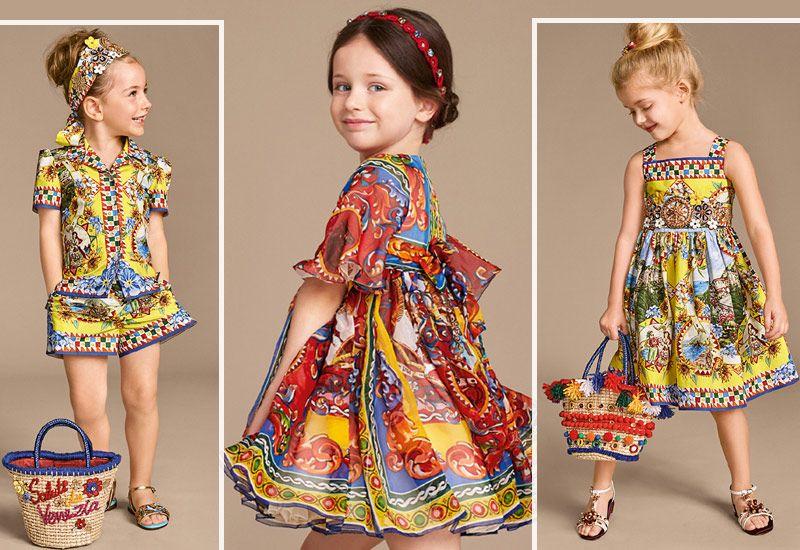 Платья для девочек 2016 и модная одежда, фото