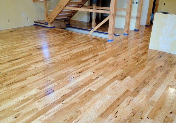 Hickory Wood Flooring Cabin Planning Hardwood Floors Hickory Wood Floors Hickory
