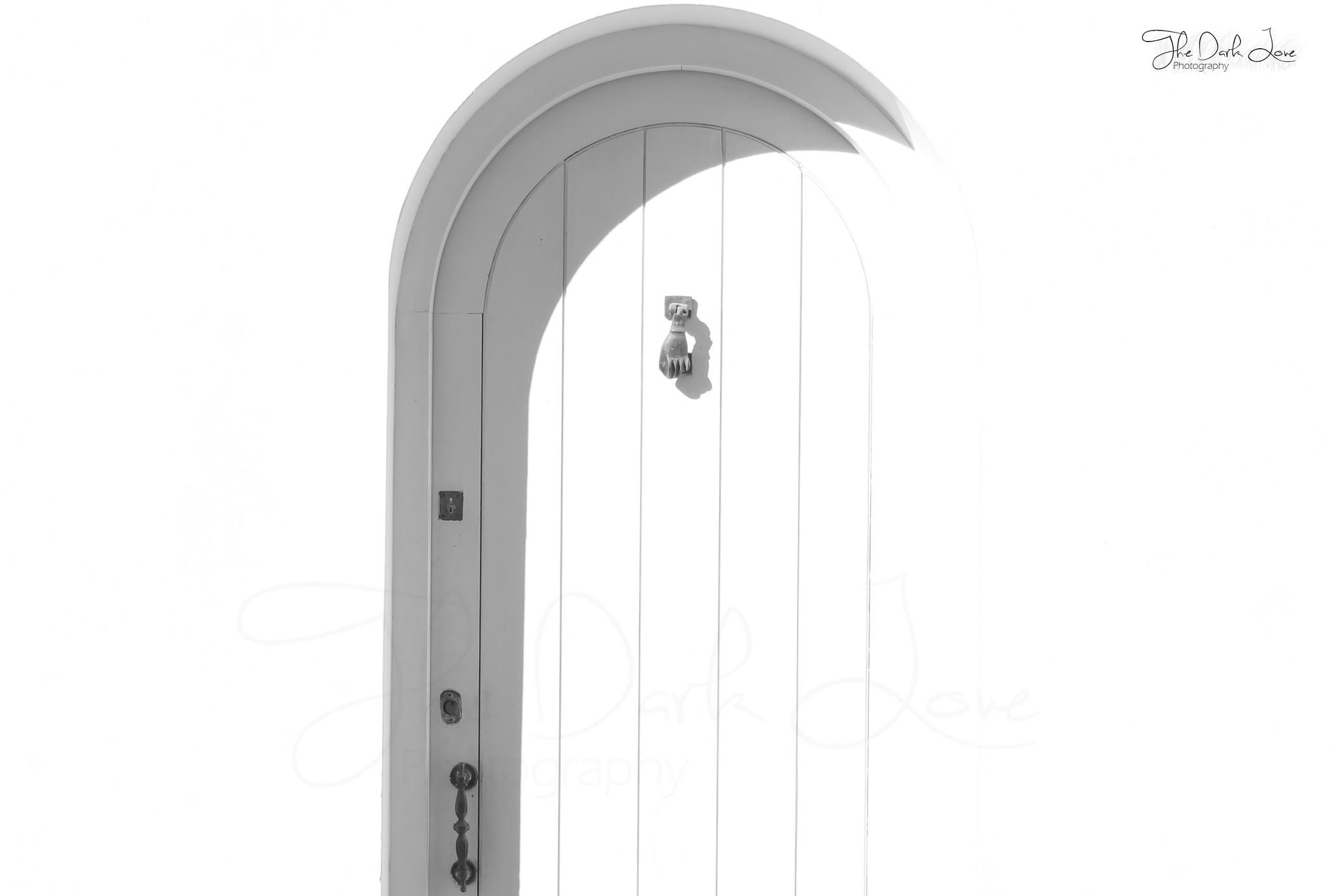 The door to the purity