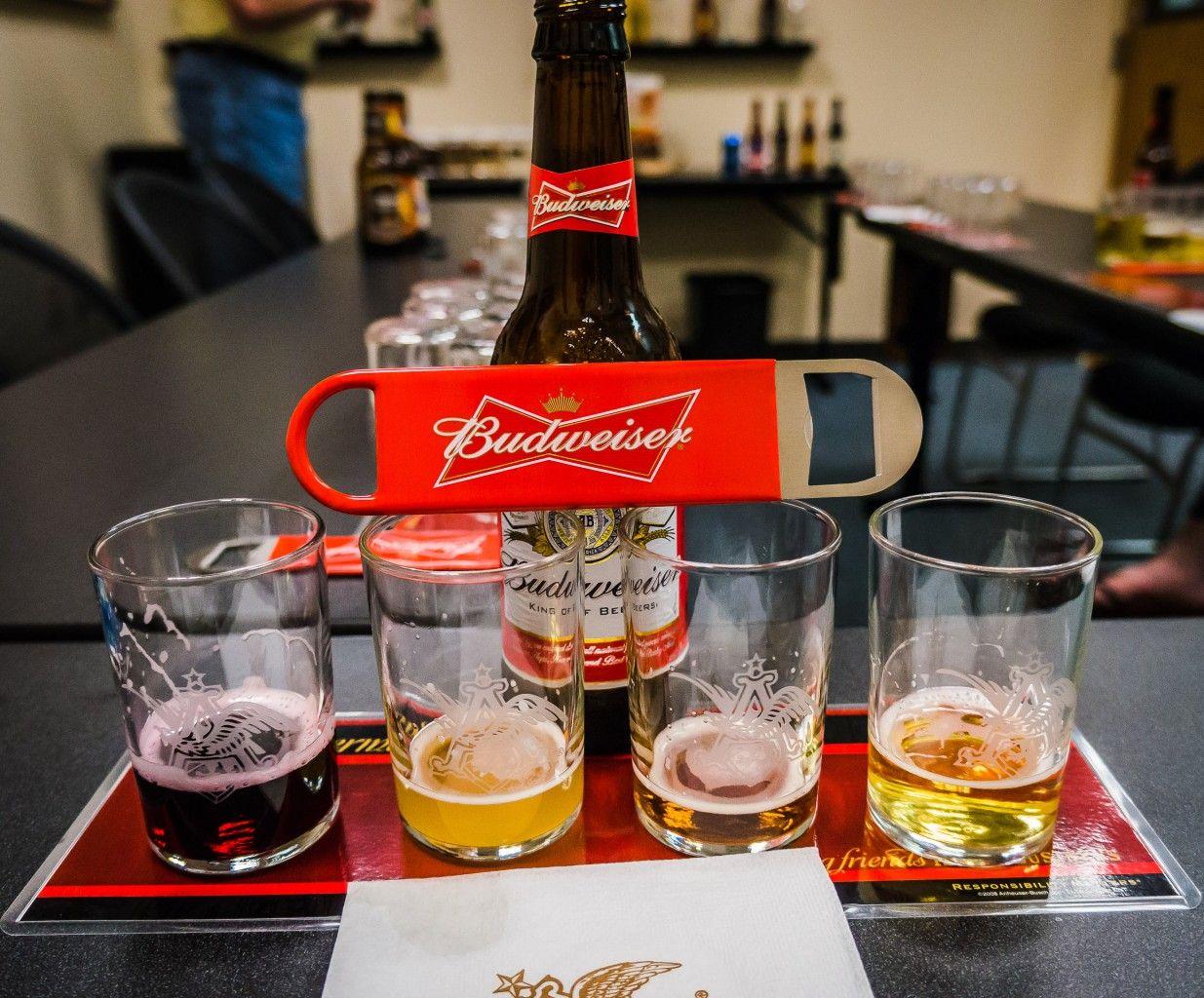 Unique Budweiser tour Jacksonville Fl