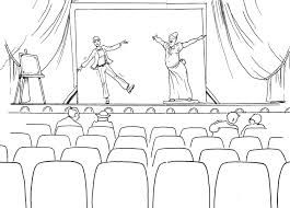 Resultado De Imagen De Cines Para Colorear El Entorno Aprender A